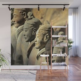 Chinese Terracotta Warriors Wall Mural