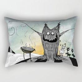 La Chupacabra Rectangular Pillow