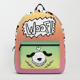 Doggy Doodles Backpack