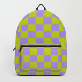 Lime & Lavender Backpack