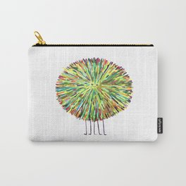 Poofy Splotch Carry-All Pouch