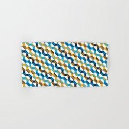 People's Flag of Milwaukee Mod Pattern Hand & Bath Towel