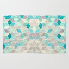 Vacation Patchwork Rug