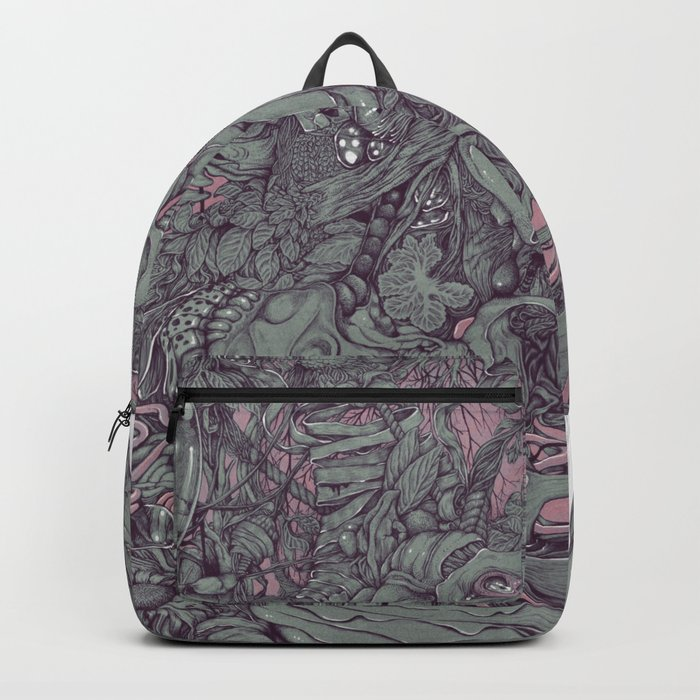 In Mind Head Backpack