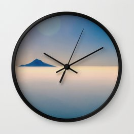 Summit Wall Clock