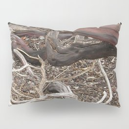 TEXTURES - Manzanita in Drought Conditions #3 Pillow Sham