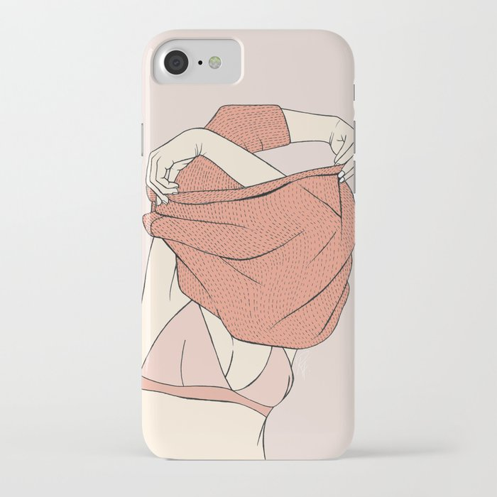 sweater struggles iphone case