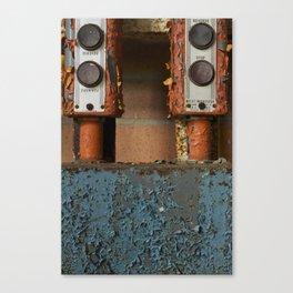 gumption Canvas Print