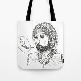 thom the yorke Tote Bag