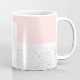 Smile and you're halfway there Coffee Mug