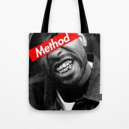 METHOD MAN WU TANG DESIGN Tote Bag