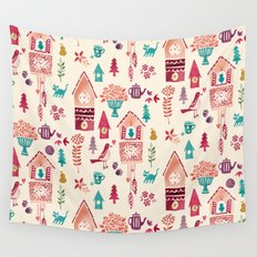 And I Was Daydreaming One Day... Wall Tapestry