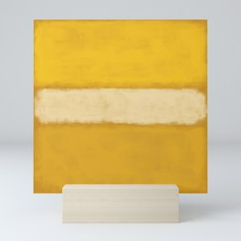 Rothko Inspired #13 Mini Art Print