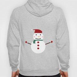 Christmas Snowman Hoody