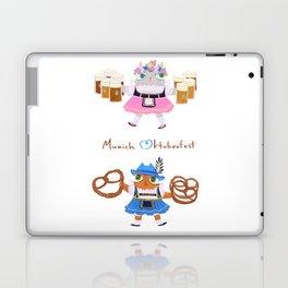 Munich Kitties Laptop & iPad Skin