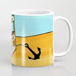 Worm Shop Coffee Mug