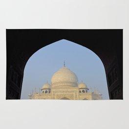 The Taj Mahal, India Rug