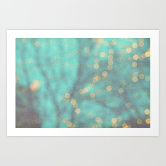 light up night Art Print