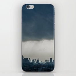Tropical City iPhone Skin