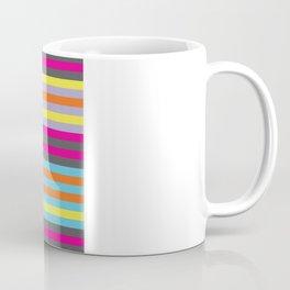 Optic Stripes Coffee Mug