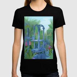 Las Pozas Garden, Mexico T-shirt