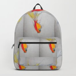 Goldfish Pond (close up#1) #society6 #decor #buyart Backpack