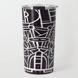 Idea Light Bulb Travel Mug