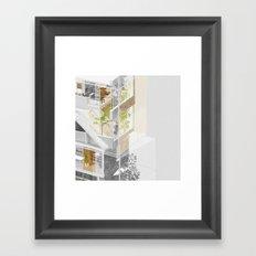 Birmingham/Toronto 2/2 Framed Art Print