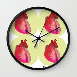Siento como tú Wall Clock
