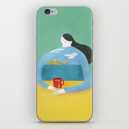 Sea Shirt iPhone Skin
