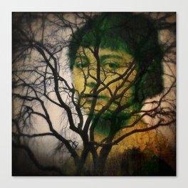 Through the Trees Canvas Print