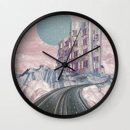 The way to heaven Wall Clock