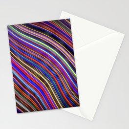 Wild Wavy Lines XVIII Stationery Cards