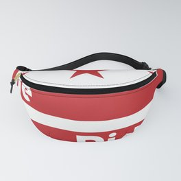 Washington, DC - The District II Fanny Pack