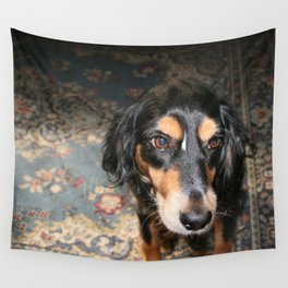 Dog Lover Wall Tapestry
