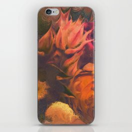 Blushing Brides and Roses iPhone Skin