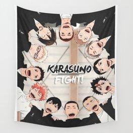 Karasuno  Haikyuu Poster Wall Tapestry