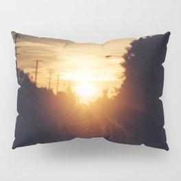 Golden Milk Sky Pillow Sham