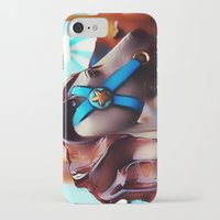 carousel iPhone & iPod Cases featuring Carousel by Noonday Design