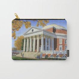 The Rotunda, UVA Carry-All Pouch