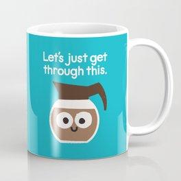Grounds For Determination Coffee Mug