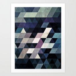 mydy cyld Art Print