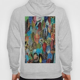 Collage - Feeling Fishy Hoody