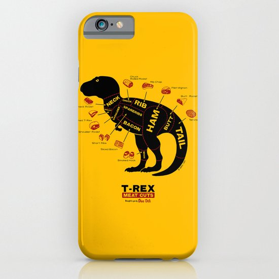 Dino Deli iPhone & iPod Case
