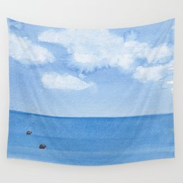 Two Seals Pop Up Wall Tapestry