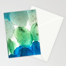 Capiz Shells Stationery Cards