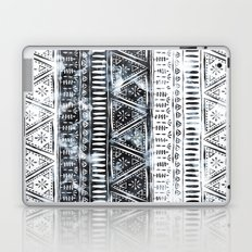 PRIYA Stripe {B&W} Laptop & iPad Skin