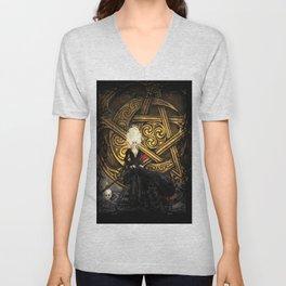 Duhova's Altar Unisex V-Neck