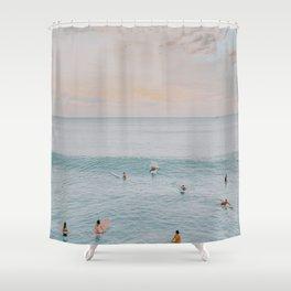 float xix Shower Curtain