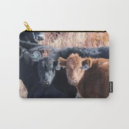 Moo Times Two Carry-All Pouch